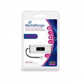 PENDRIVE MEDIARANGE 128GB 3.0 MR918