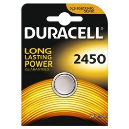 Duracell botón DL2450 3v