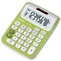 Calculadora de sobremesa Casio MS 6NC GN verde