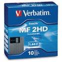 """Verbatim Pack 10 Disquettes 1.44MB 3.5"""""""