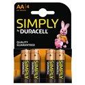 Duracell LR06 AA 1,5v