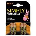 Duracell LR03 AAA 1,5v